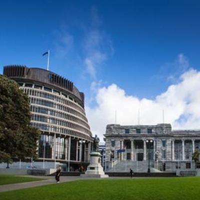新西兰国会大厦