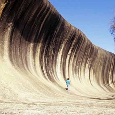 澳大利亚波浪岩